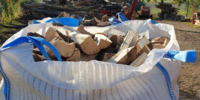 Standard Holz Big Bag