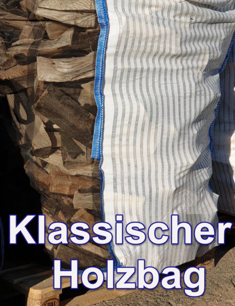 Profi Holzbag für Brennholz