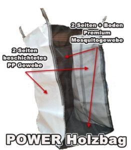 POWER Holzbag